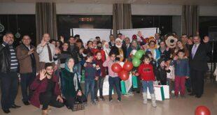 """تحت شعار """"أطفالنا أبطال"""".. وبمناسبة اليوم العالمي لسرطان الأطفال…بنك سورية الدولي الإسلامي يقيم يوماً ترفيهياً لأطفال مرضى السرطان."""