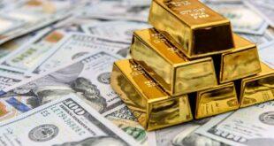 الذهب يصعد لأعلى مستوى في أسبوع مع تراجع الدولار بعد بيانات التضخم