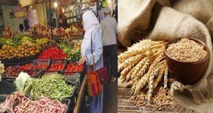 انخفاض حصة المواطن من الغذاء جراء الحرب على سورية